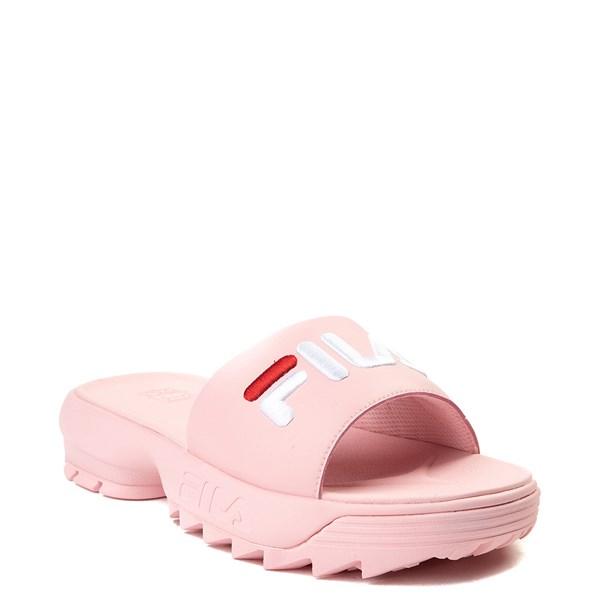 Alternate view of Womens Fila Disruptor Slide Sandal