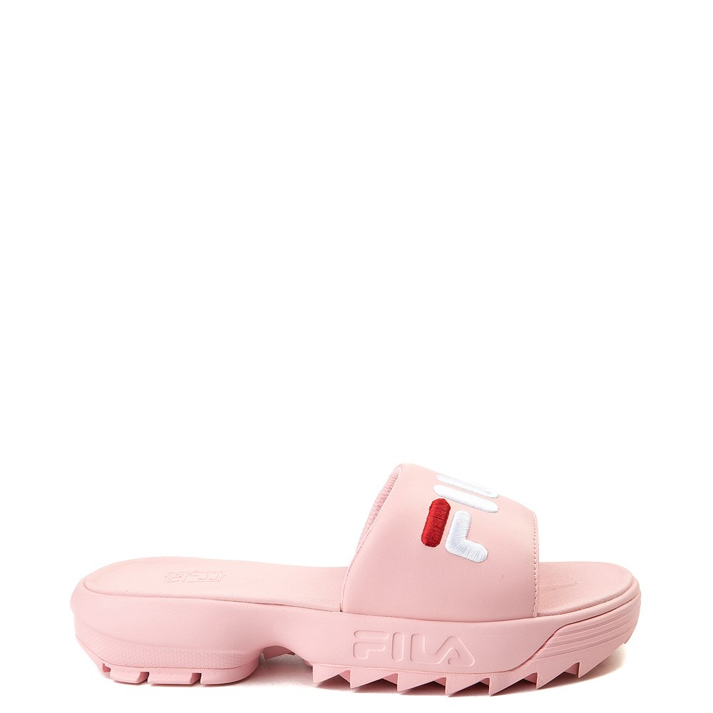 24968f33da22 Womens Fila Disruptor Slide Sandal