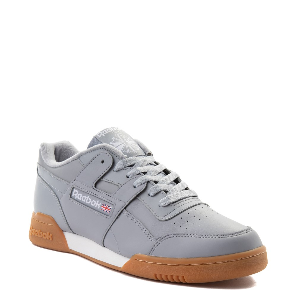 reebok shoes gray