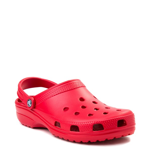 alternate view Crocs Classic Clog - RedALT1