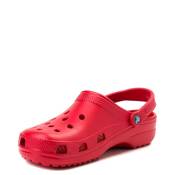 alternate view Crocs Classic Clog - RedALT3