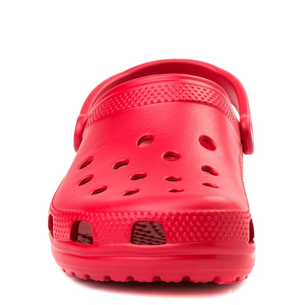 alternate view Crocs Classic Clog - RedALT4