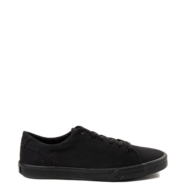 Mens Sperry Top-Sider Striper II Casual Shoe - Black