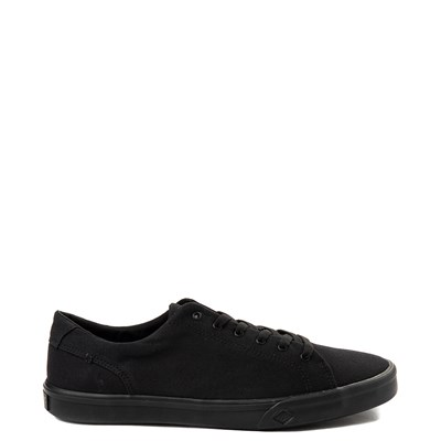 Main view of Mens Sperry Top-Sider Striper II Casual Shoe - Black