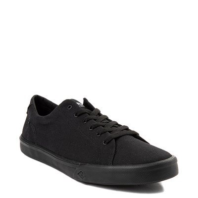Alternate view of Mens Sperry Top-Sider Striper II Casual Shoe - Black