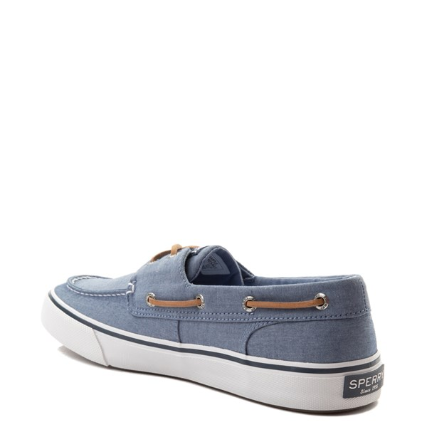 alternate view Mens Sperry Top-Sider Bahama II Boat Shoe - BlueALT2