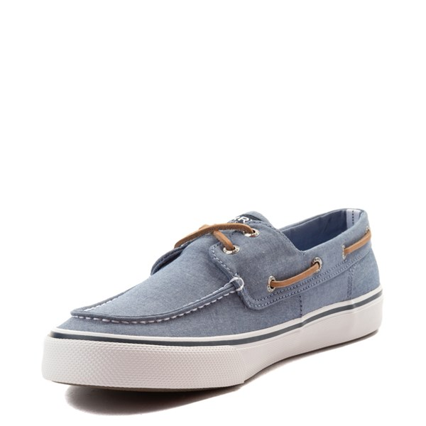 alternate view Mens Sperry Top-Sider Bahama II Boat Shoe - BlueALT3