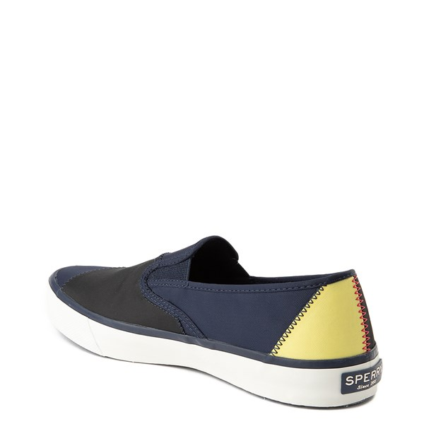 alternate view Mens Sperry Top-Sider Captain's Bionic Slip On Casual ShoeALT2