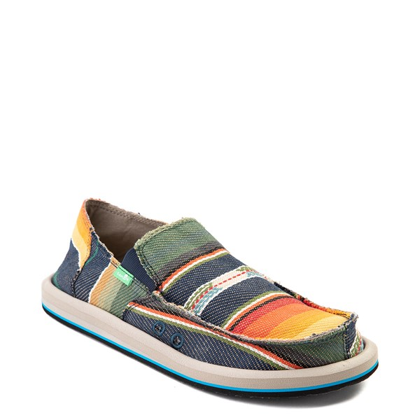 Alternate view of Mens Sanuk Donny Funk Slip On Casual Shoe