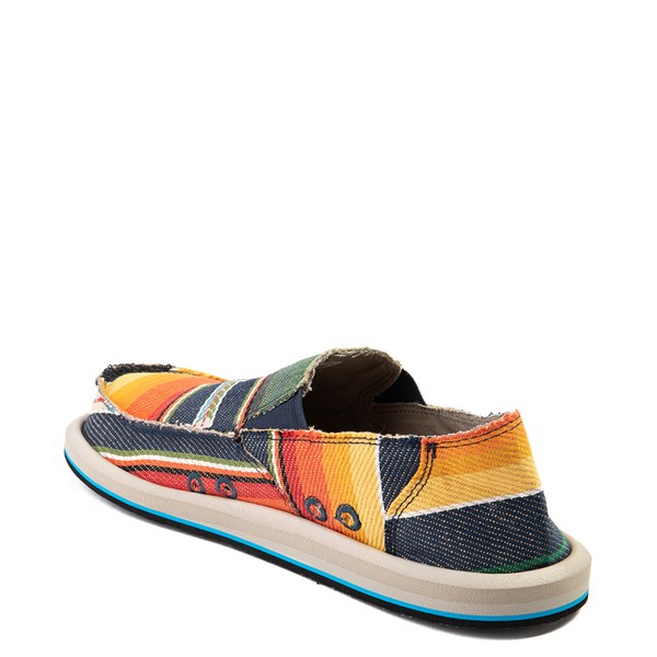 alternate view Mens Sanuk Donny Funk Slip On Casual ShoeALT2