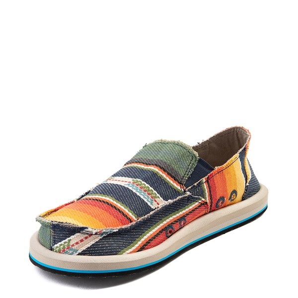 alternate view Mens Sanuk Donny Funk Slip On Casual ShoeALT3