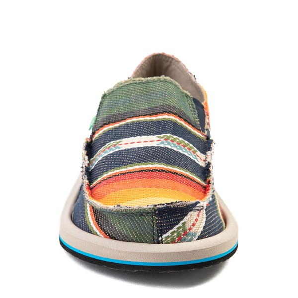 alternate view Mens Sanuk Donny Funk Slip On Casual ShoeALT4