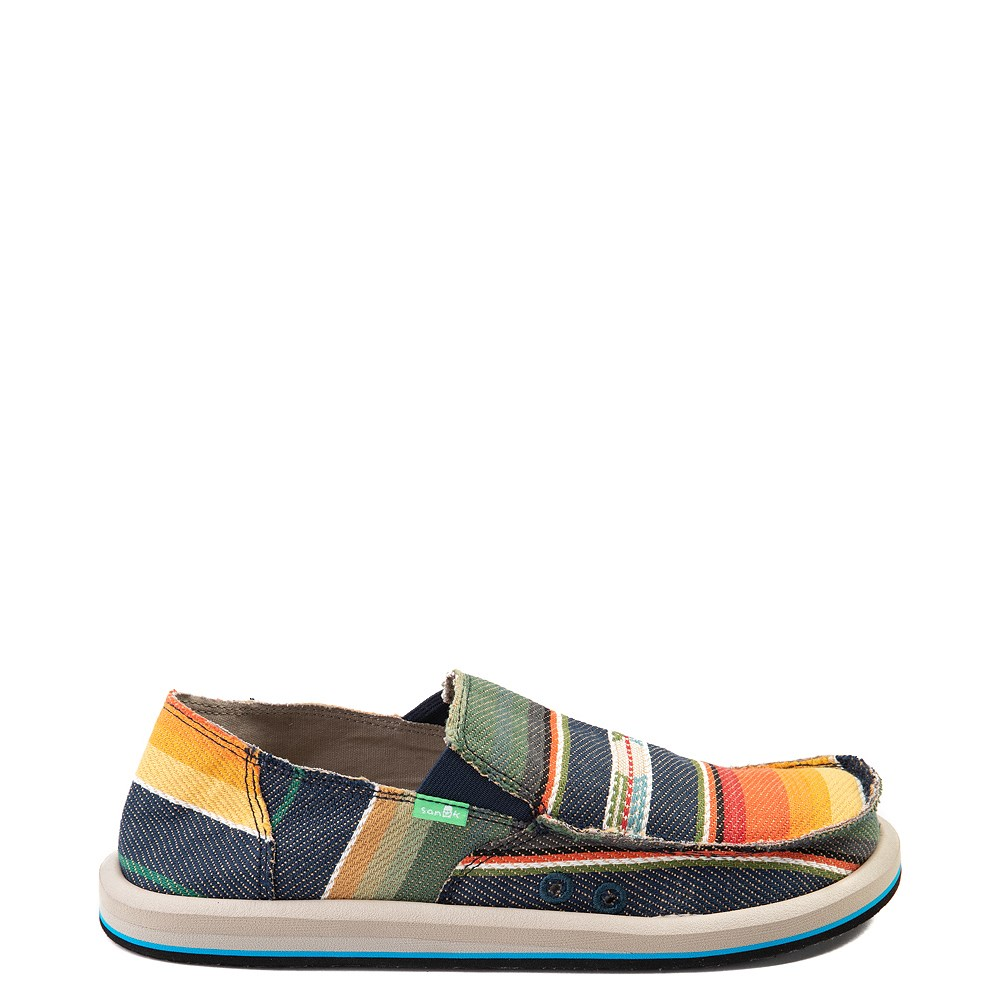 Mens Sanuk Donny Funk Slip On Casual Shoe