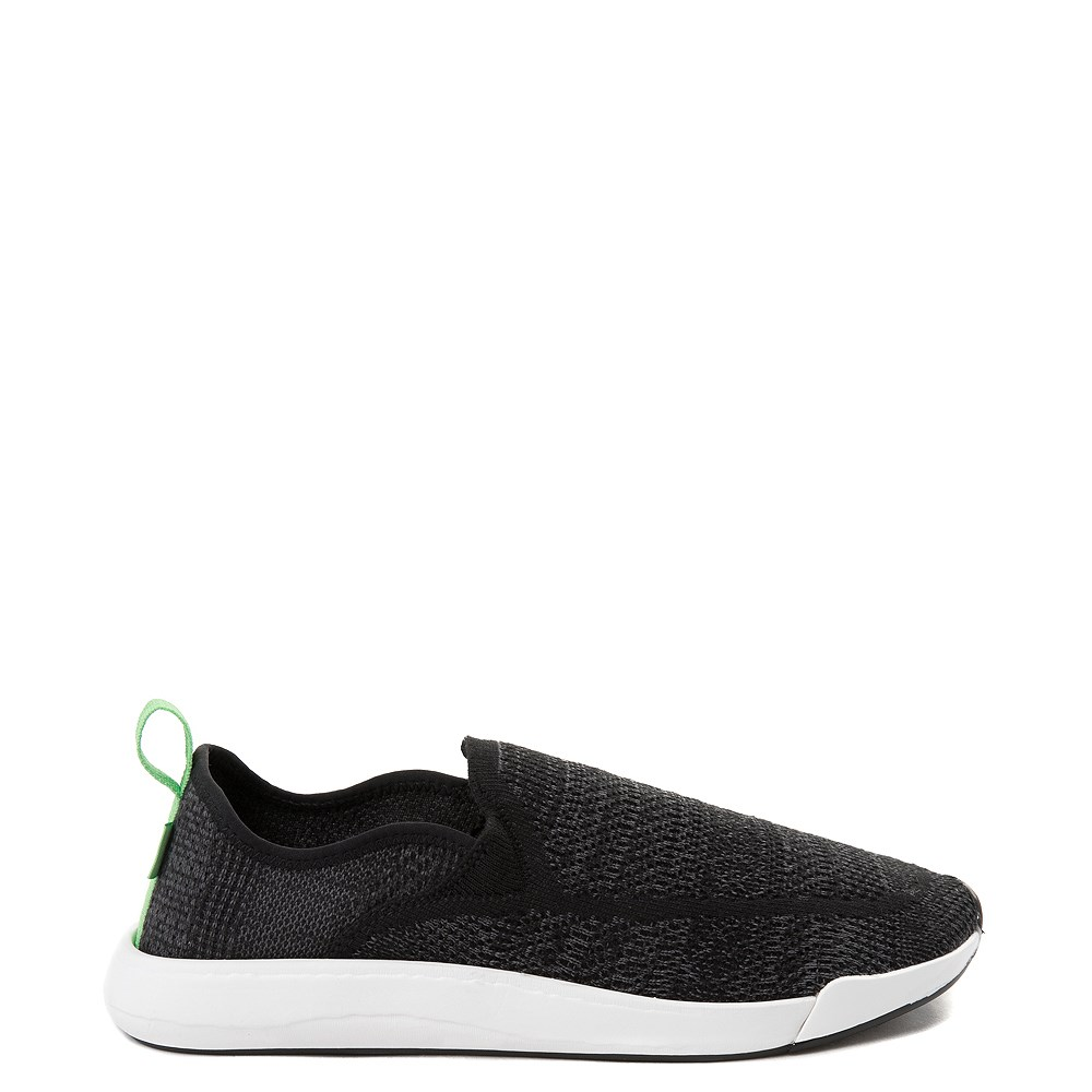 Mens Sanuk Chiba Quest Knit Slip On Casual Shoe