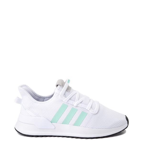 Womens adidas U_Path Run Athletic Shoe - White / Mint