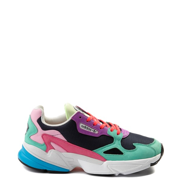 Womens adidas Falcon Athletic Shoe - Multi