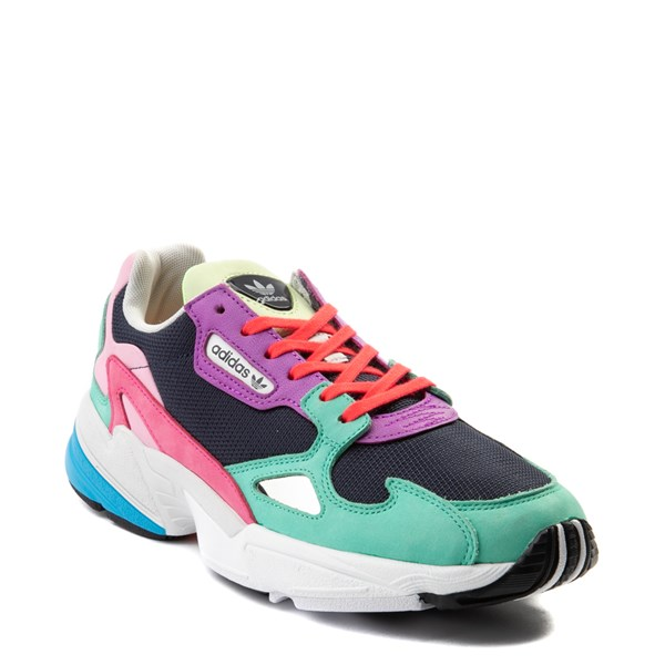 alternate view Womens adidas Falcon Athletic ShoeALT1