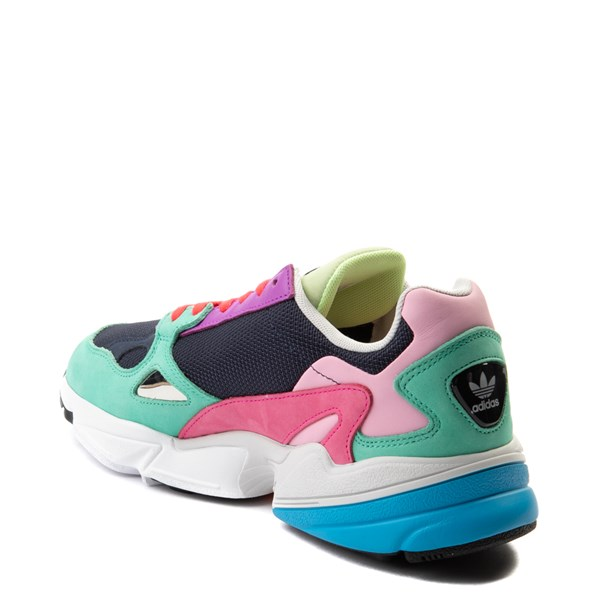 alternate view Womens adidas Falcon Athletic ShoeALT2