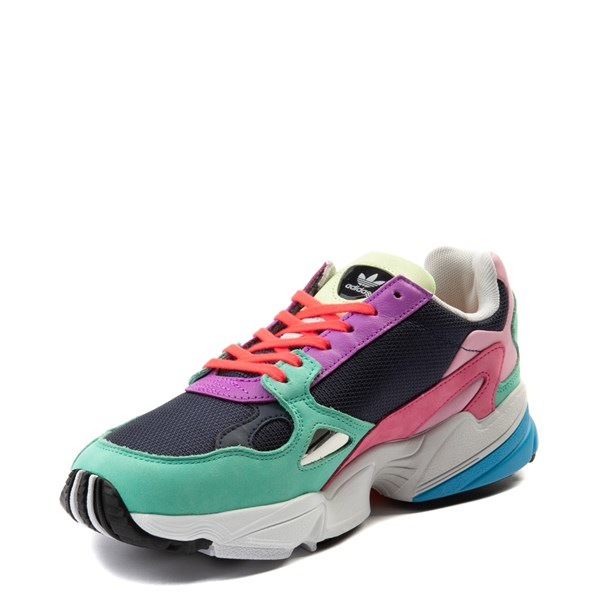 alternate view Womens adidas Falcon Athletic ShoeALT3