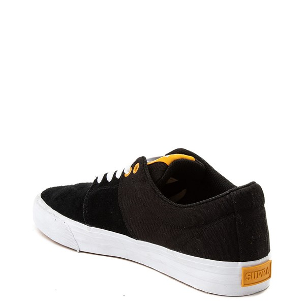 alternate view Mens Supra Stacks II Vulc Skate ShoeALT2