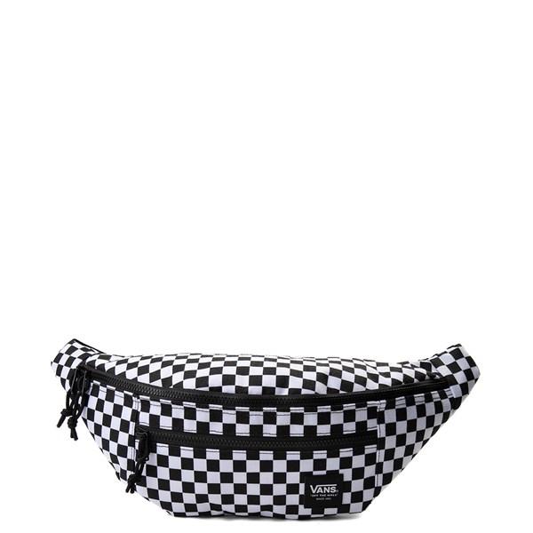Vans Ranger Checkerboard Waist Pack - Black / White