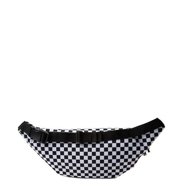 alternate view Vans Ranger Checkerboard Waist Pack - Black / WhiteALT1
