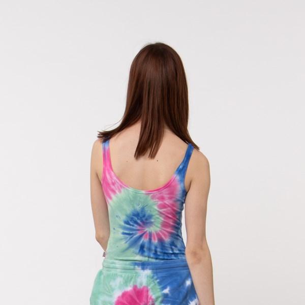 alternate view Womens Vans Tie Dye BodysuitALT1