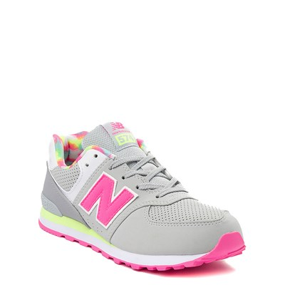 Alternate view of Tween New Balance 574 Athletic Shoe