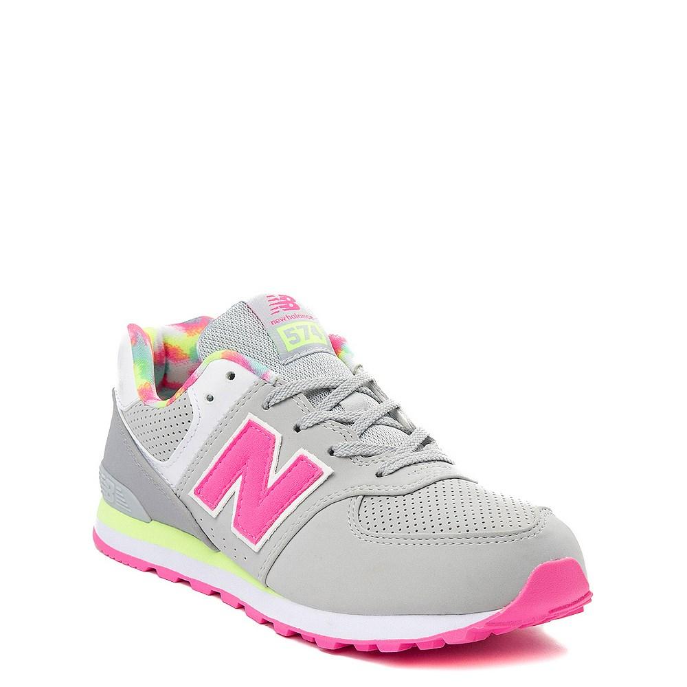 get cheap c44cf 7080d New Balance 574 Athletic Shoe - Big Kid