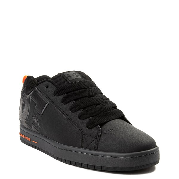 alternate view Mens DC Court Graffik SE Skate ShoeALT1