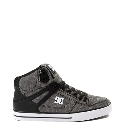 Mens DC Pure Hi WC TX SE Skate Shoe