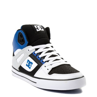 Alternate view of Mens DC Pure SE Hi Skate Shoe