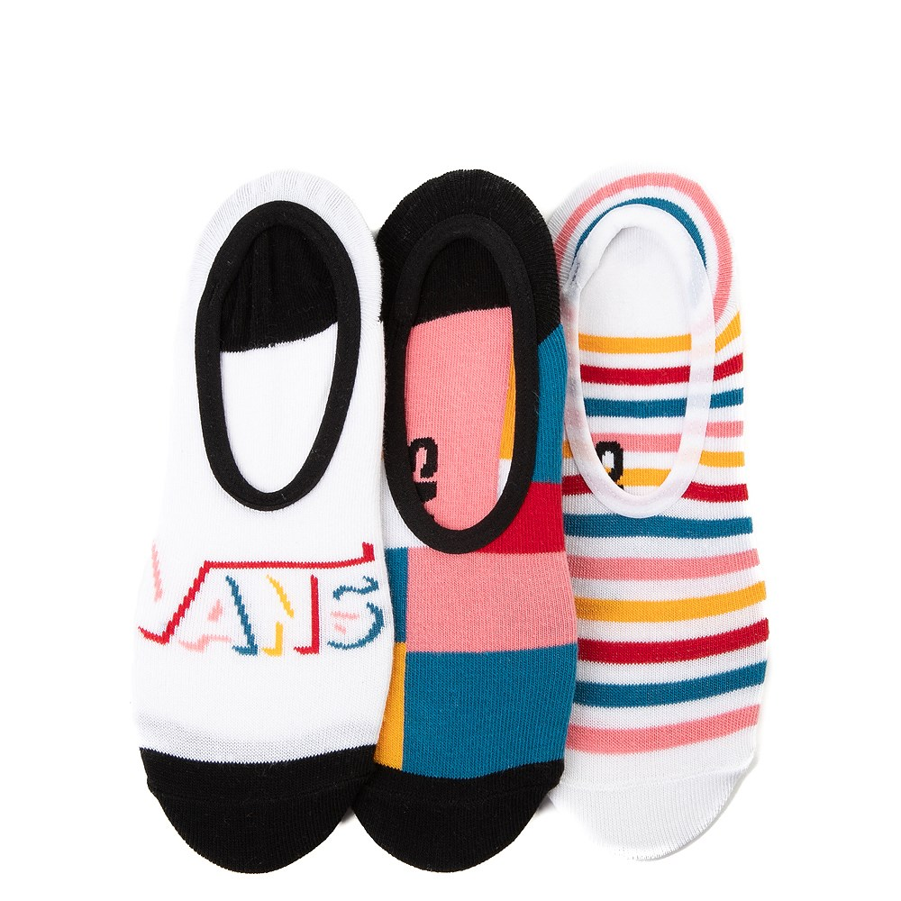 Womens Vans Patchy Liners 3 Pack