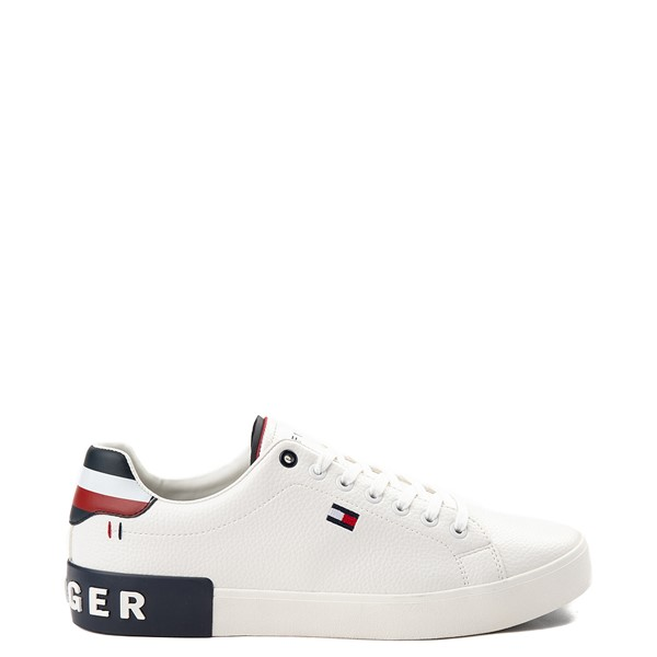 Mens Tommy Hilfiger Rezz Casual Shoe - White