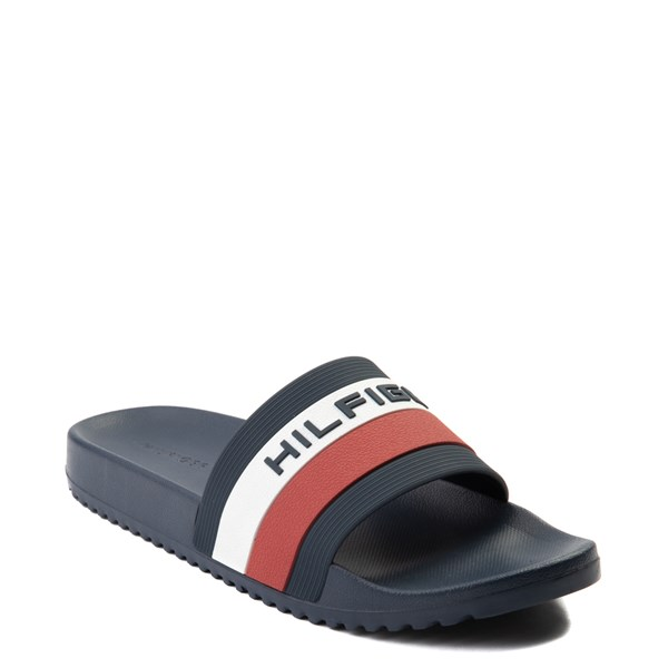 alternate view Mens Tommy Hilfiger Raj Slide SandalALT1