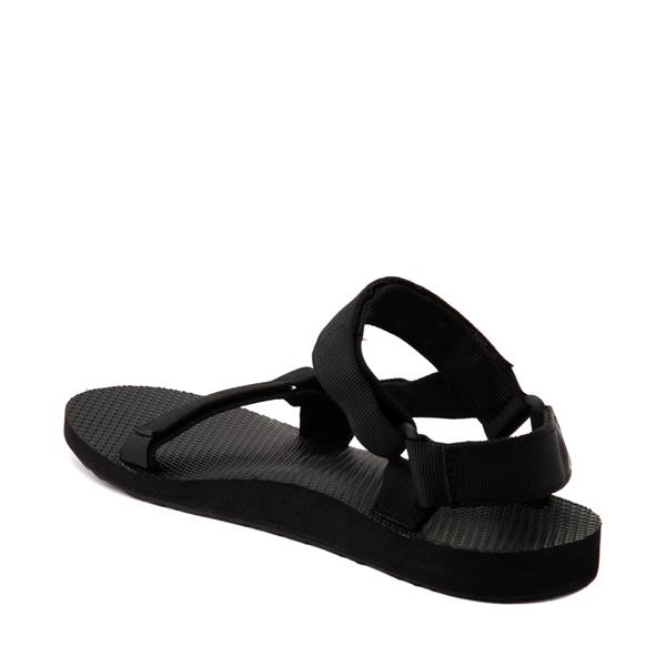 alternate view Mens Teva Original Universal Sandal - BlackALT1