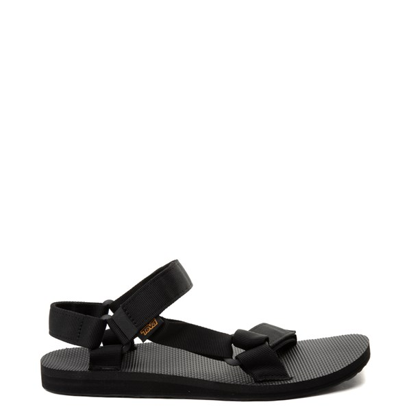 Main view of Mens Teva Original Universal Sandal - Black