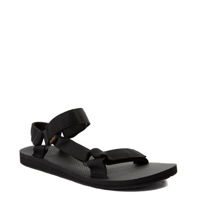 Alternate view of Mens Teva Original Universal Sandal - Black