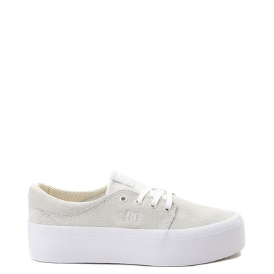Main view of Womens DC Trase Platform LE Skate Shoe