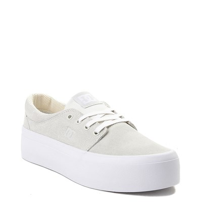 Alternate view of Womens DC Trase Platform LE Skate Shoe