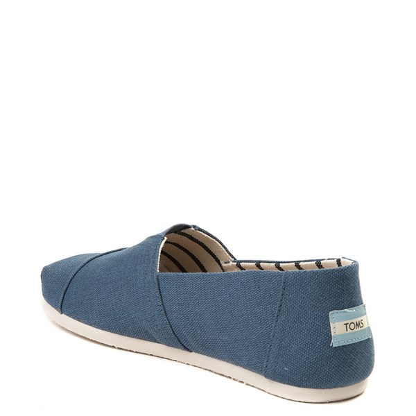 alternate view Mens TOMS Classic Slip On Casual ShoeALT2