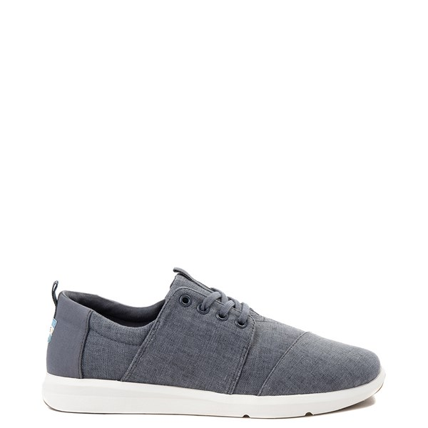Mens TOMS Del Sur Casual Shoe - Deep Ocean Blue