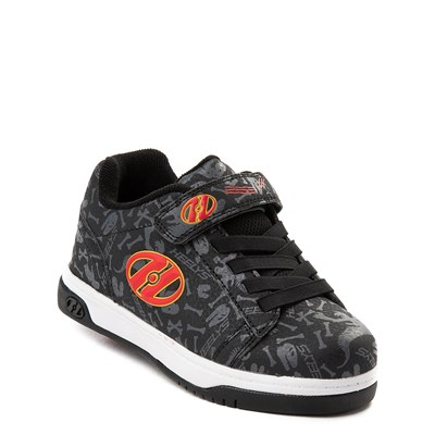 Alternate view of Heelys Dual Up X2 Skate Shoe - Little Kid