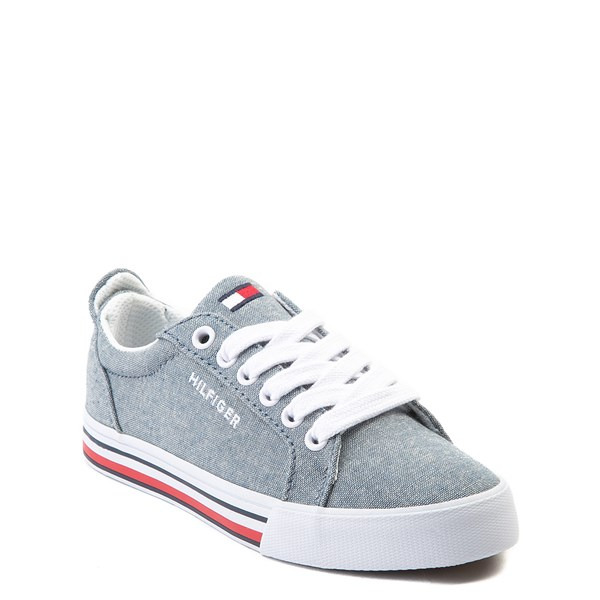 alternate view Tommy Hilfiger Herritage Casual Shoe - Little Kid / Big Kid - BlueALT1