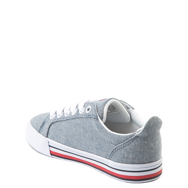 alternate view Tommy Hilfiger Herritage Casual Shoe - Little Kid / Big Kid - BlueALT2