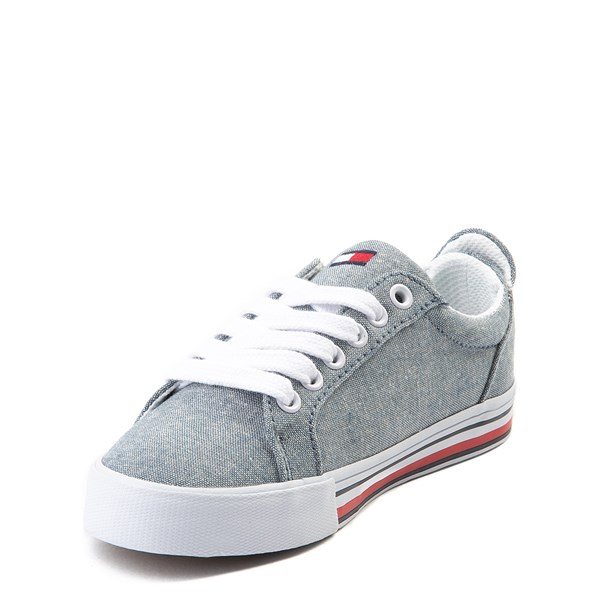 alternate view Tommy Hilfiger Herritage Casual Shoe - Little Kid / Big Kid - BlueALT3