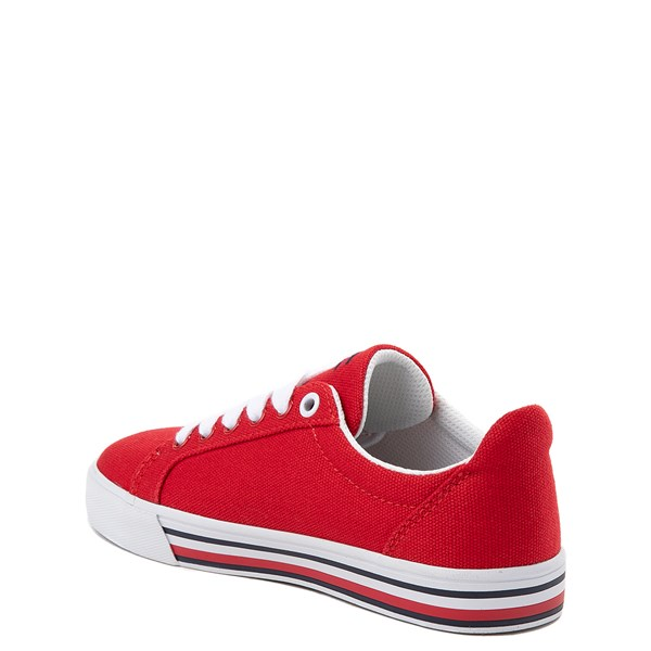 alternate view Tommy Hilfiger Herritage Casual Shoe - Little Kid / Big Kid - RedALT2