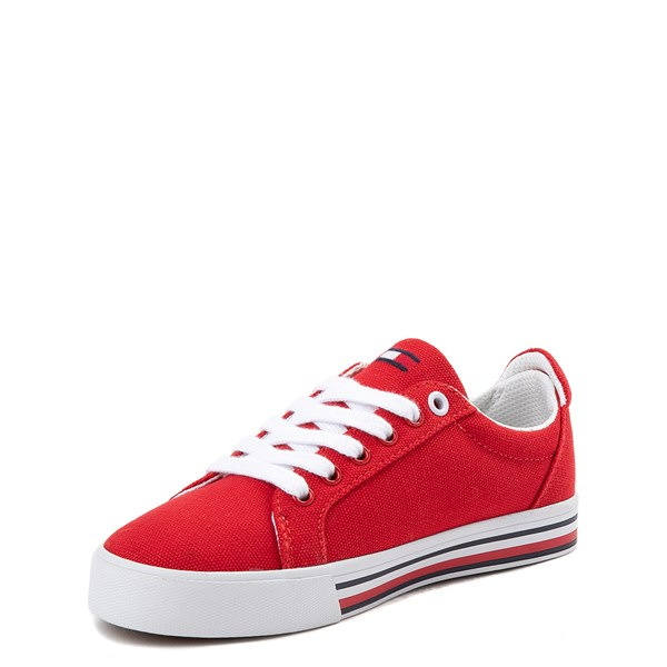 alternate view Tommy Hilfiger Herritage Casual Shoe - Little Kid / Big Kid - RedALT3