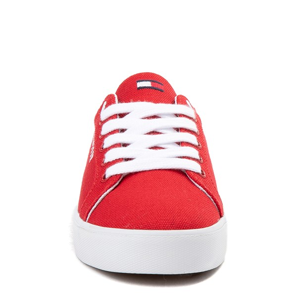 alternate view Tommy Hilfiger Herritage Casual Shoe - Little Kid / Big Kid - RedALT4