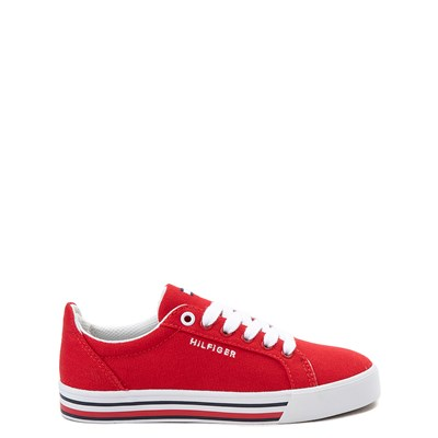 Main view of Tommy Hilfiger Herritage Casual Shoe - Little Kid / Big Kid - Red